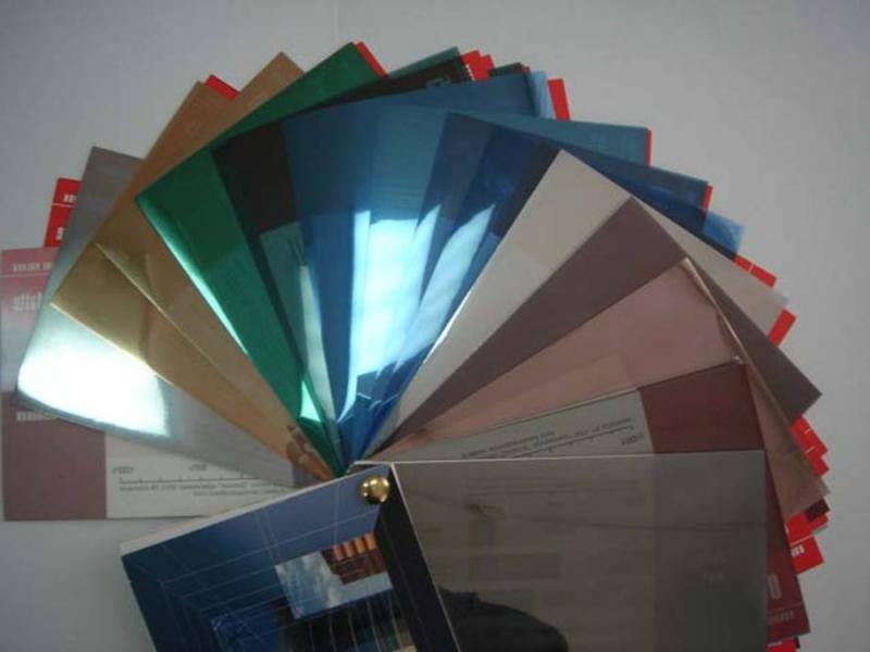 Зеркальные окна, фото, где применяются, преимущества все о п.