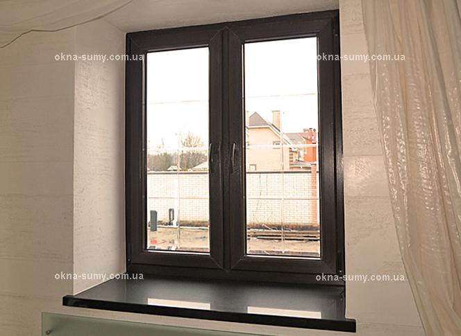 Пластиковые окна в интерьере
