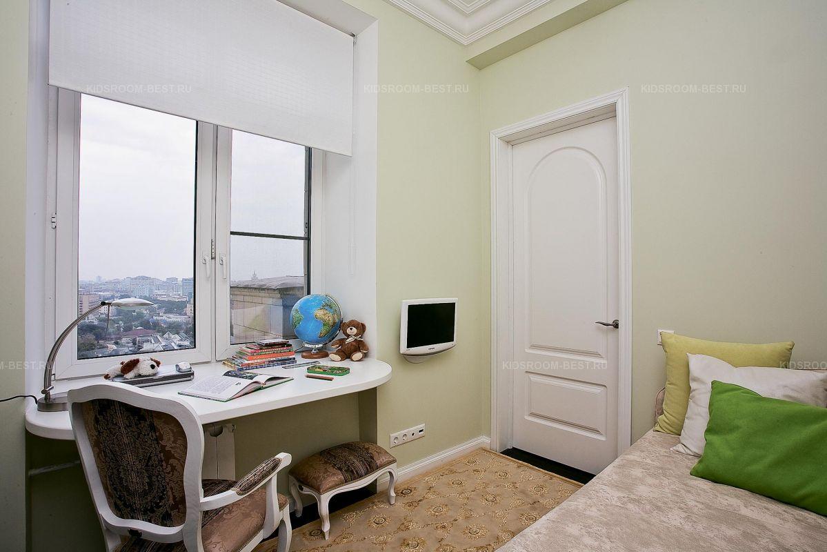 Стол подоконник: современные идеи и решения для любой комнат.