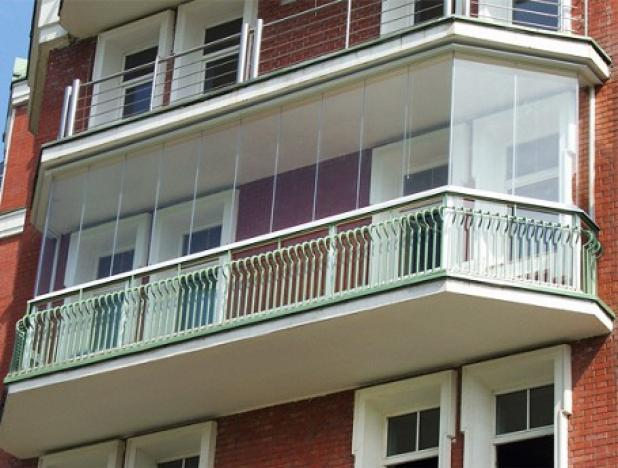 Панорамное остекление балконов и лоджий фото все о пластиков.