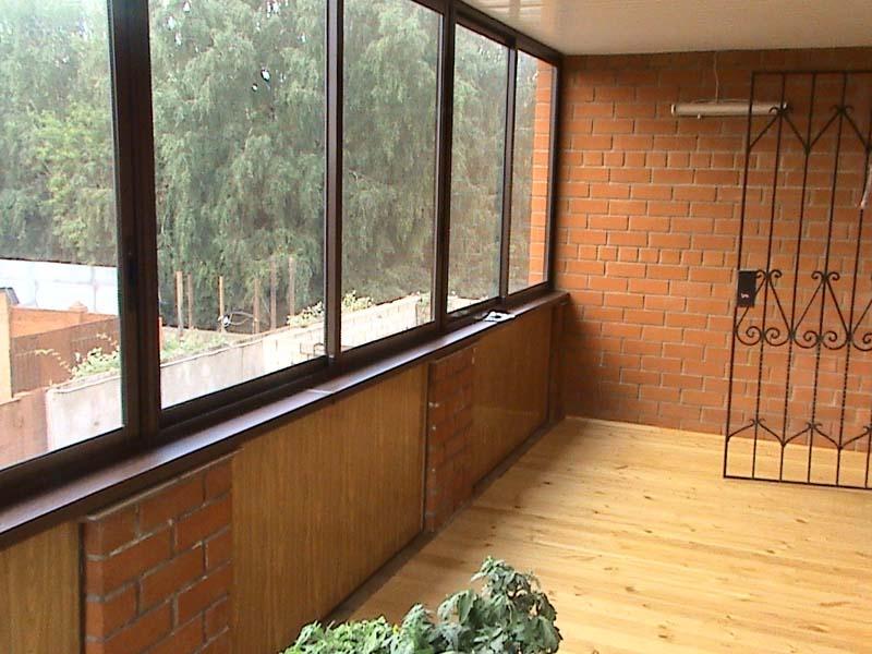 Холодное остекление балкона и лоджии, цены в самаре.