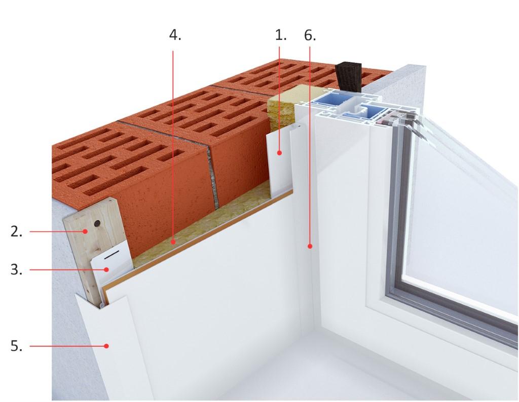 Установка откосов на пластиковые окна, отделка откосов для ПВХ окон, установка внутренних и внешних откосов на окна