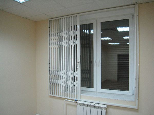 Решетки на окна, какие бывают решётки на окна, установка око.