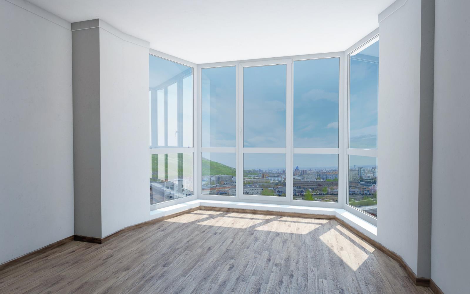 Что такое панорамный балкон