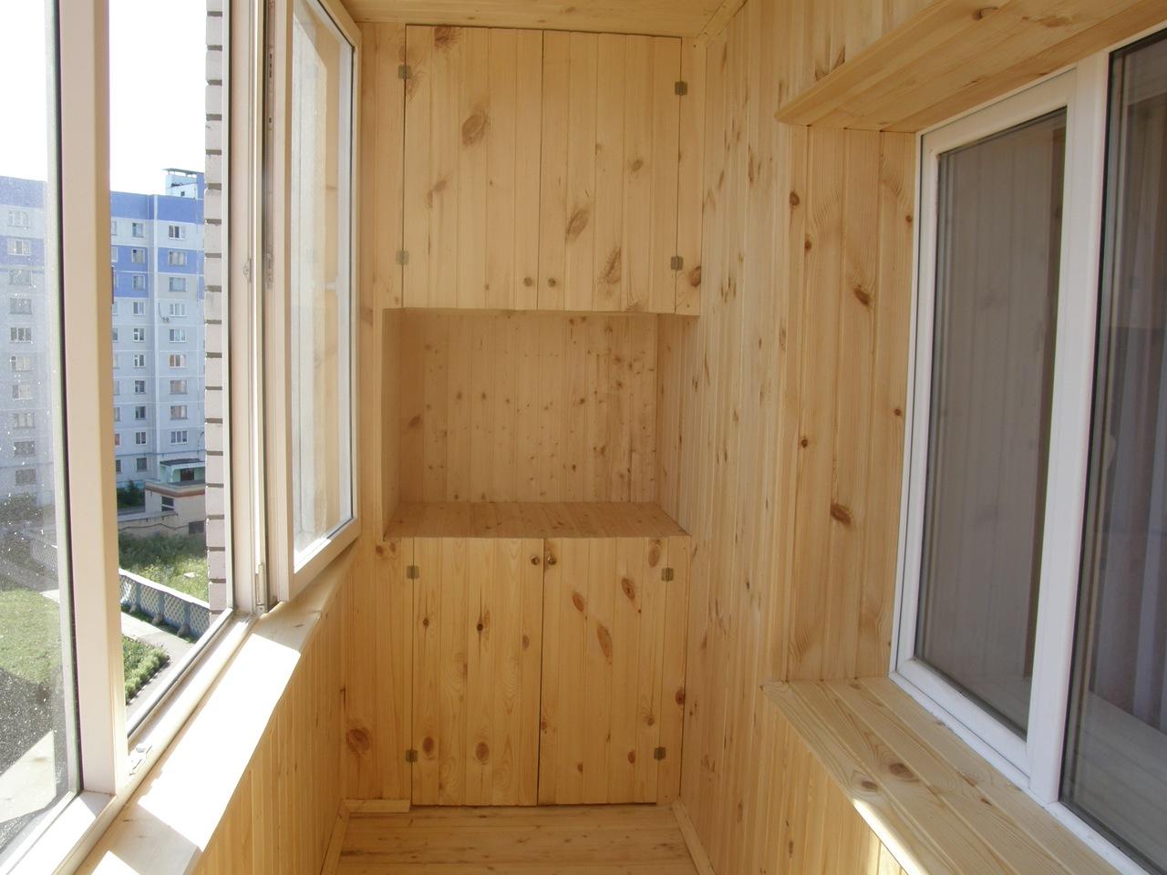 на вагонки из шкаф схема балкон
