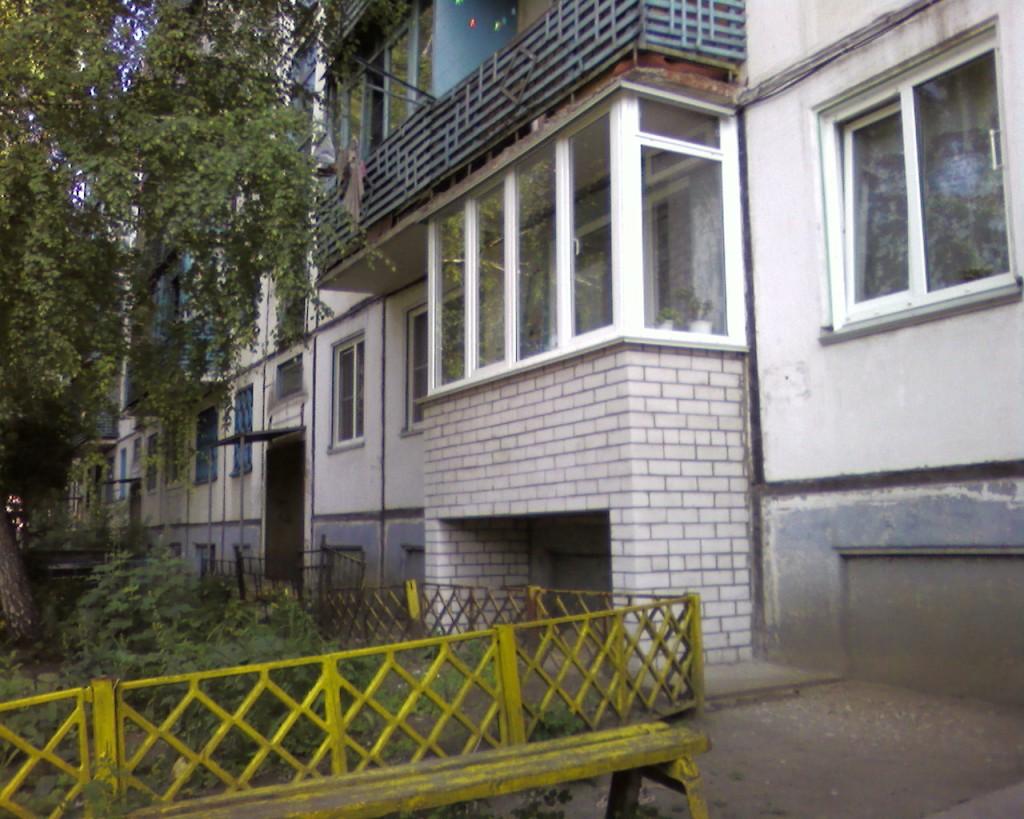 Отдельный вход в квартиру (жилое помещение) без перевода в нежилое 52