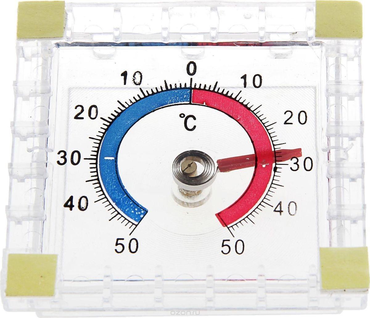 Рис. 4. Механический термометр