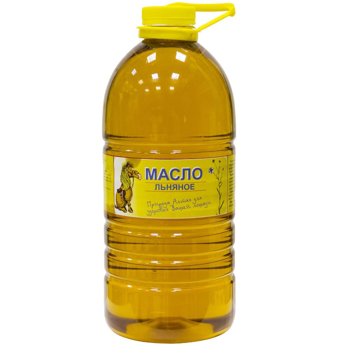Рис. 5. Масло льна основной ингредиент в приготовлении замазок