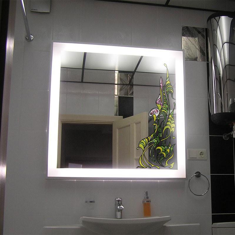Рис. 5. Орнамент на зеркале