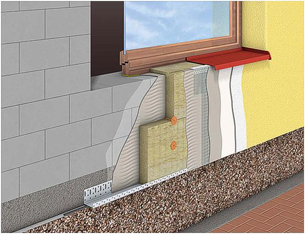 Картинки по запросу Выбор материала для утепления подоконника минеральная вата